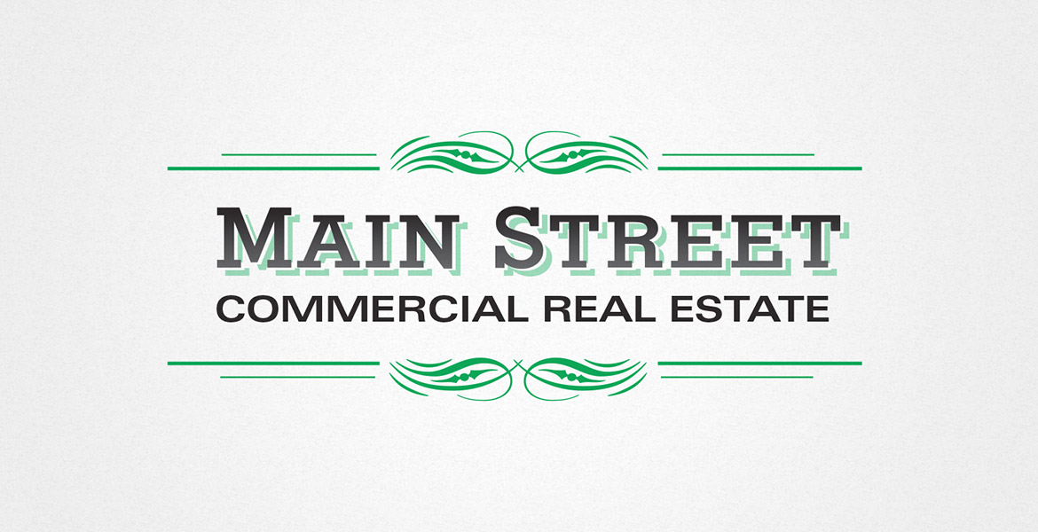 Main Street Commercial identity