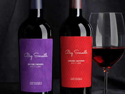 Big Smooth Wines website
