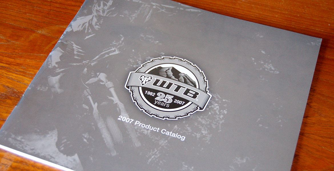 WTB 25th Anniversary 2007 Catalog